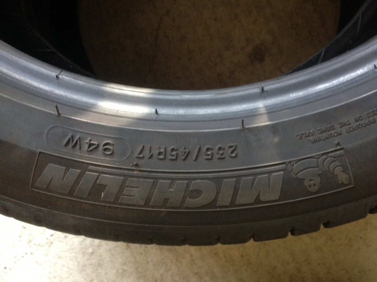 opona 235/45/17 Michelin Primacy 3 94w