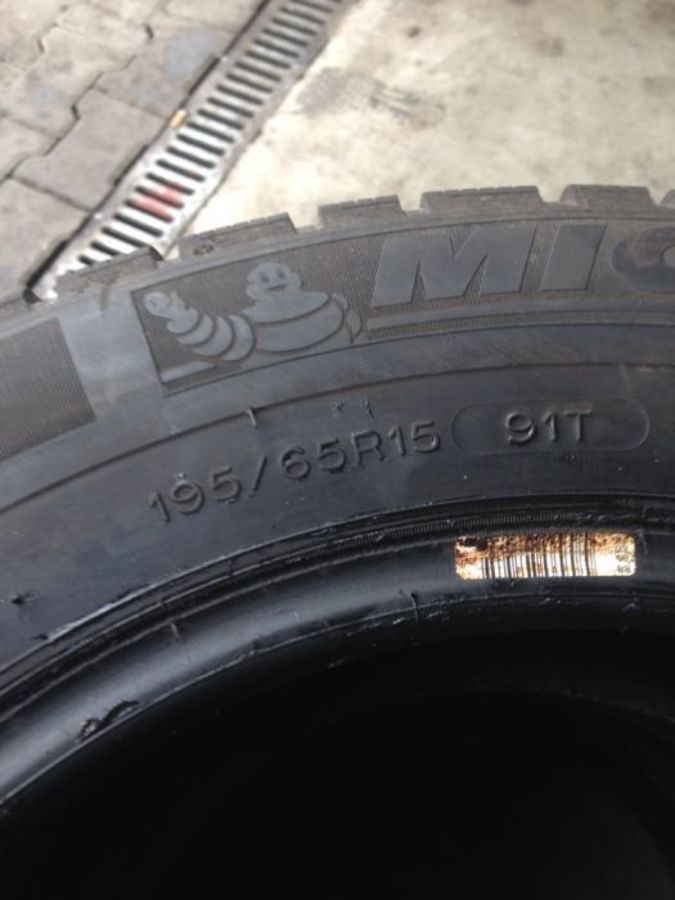 16dabb15ef403c46 michelin 4 opony michelin alpin 195 65 15