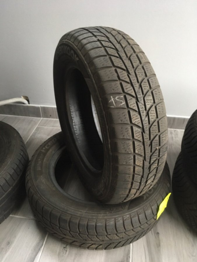 2 opony 175/65/14 Hankook Winter Icept rs