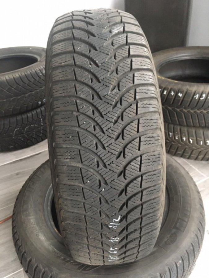 opona 195/65/15 Michelin Alpin a4 6,5mm