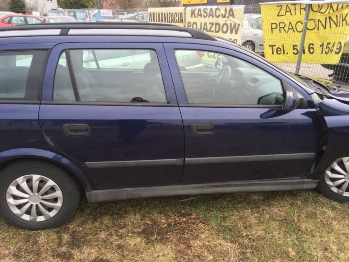 62ca9031424ace6a opel opel astra g kombi drzwi lewe astra