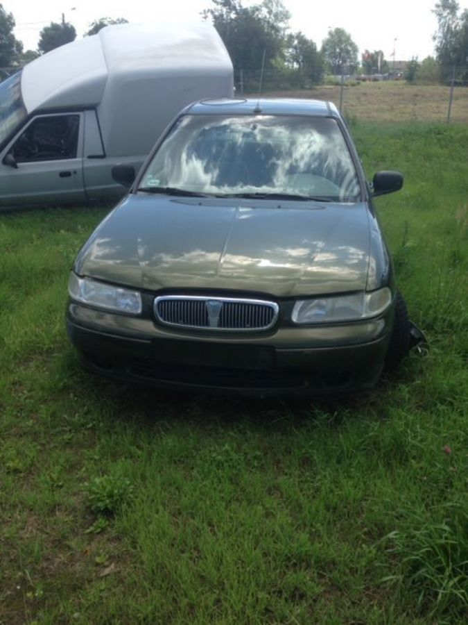 Be22ee307bd7bb26 rover 414i 1 4 1998r na czesci