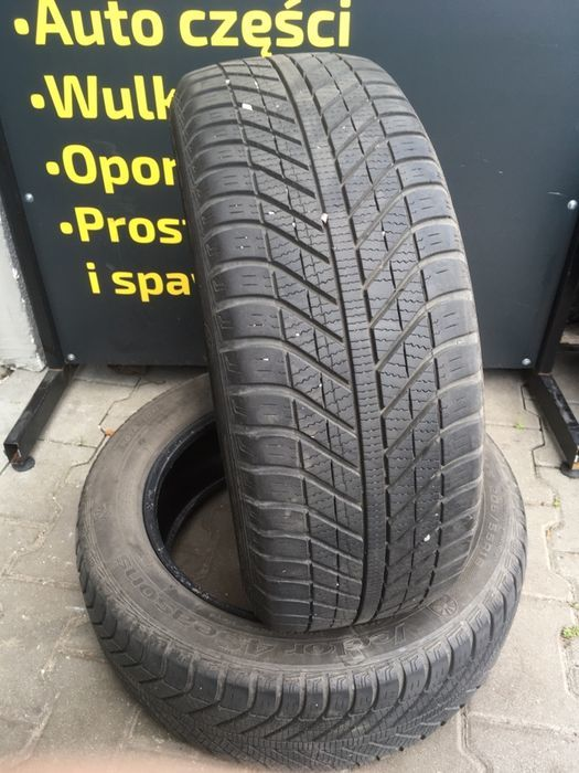 2 opony Goodyear Vector 4 seasons 205/55/16 94v