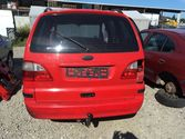 kompletny tył Ford Galaxy I fl radiant red