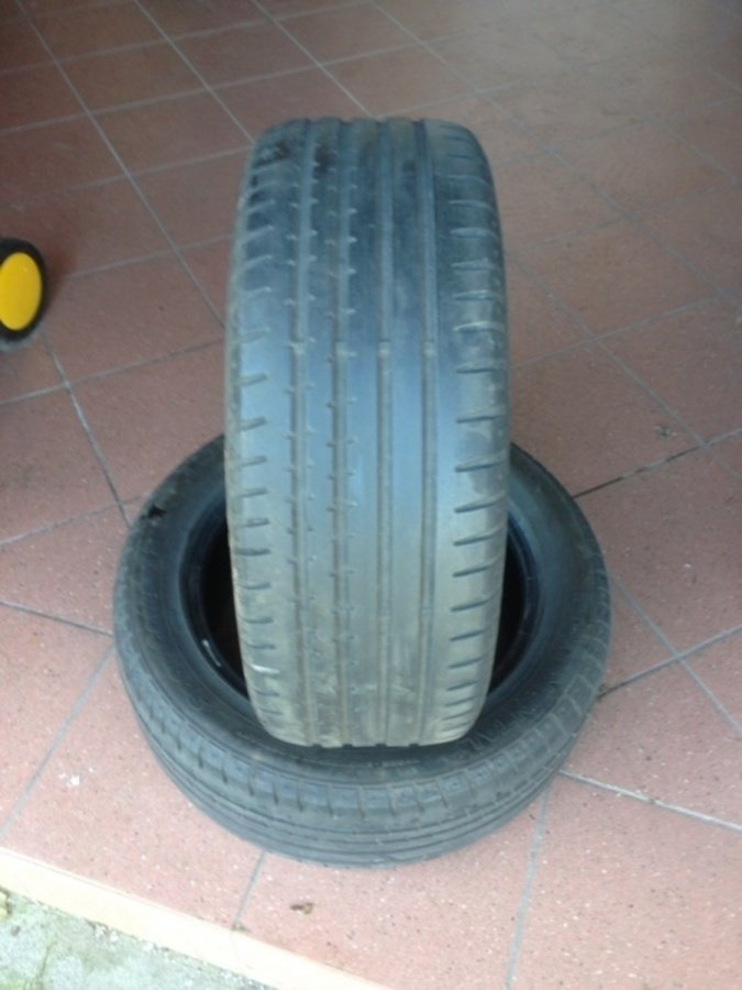 2 opony 205/55 r16 Continental sportcontact 91v