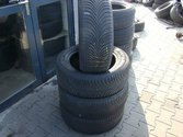 4 opony 225/55 R17 Michelin Alpin 5 6mm