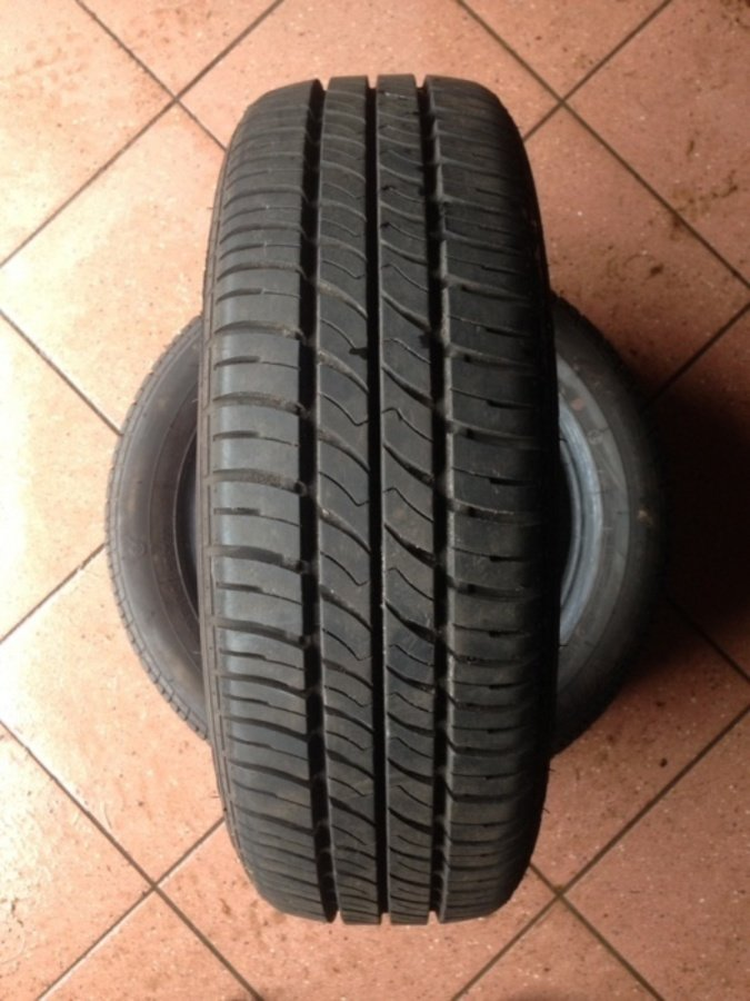 2 opony 165/60 r14 maxxis victra 510 7,5mm 2015r