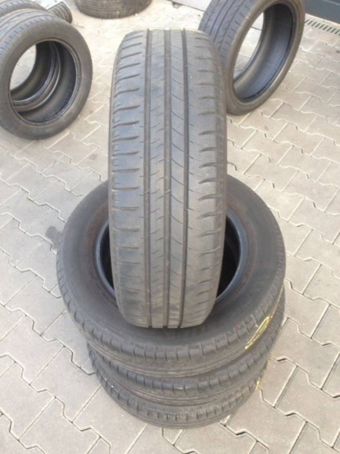 2 opony 185/65/15 Michelin Energy saver