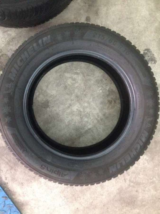 6db3f0b88cdfd31e michelin 2 opony michelin alpin 5 215 60 16